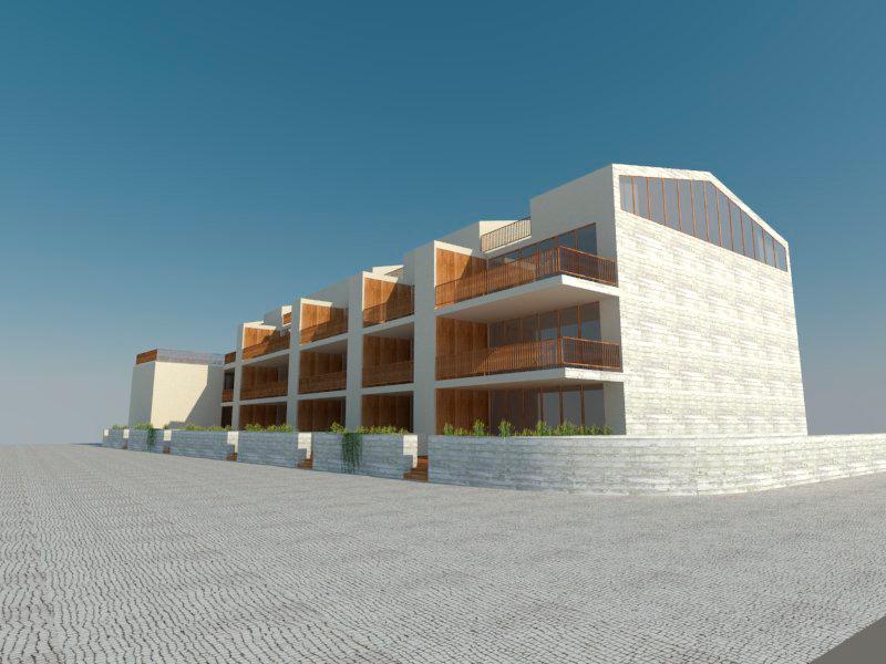 Edifício Rua Fábrica do Papel